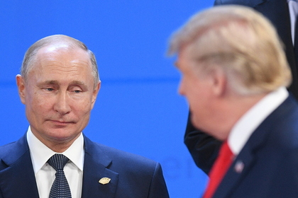 Названы возможные сроки встречи Трампа и Путина