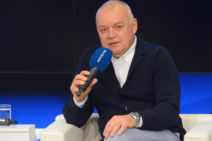 Киселев зачитал рэп на стихи Маяковского