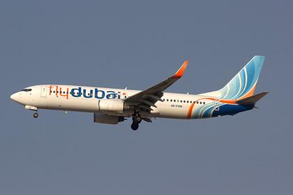 Пассажирский самолет вознамерился покинуть Россию без разрешения