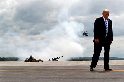 Трамп решил покончить с гонкой вооружений