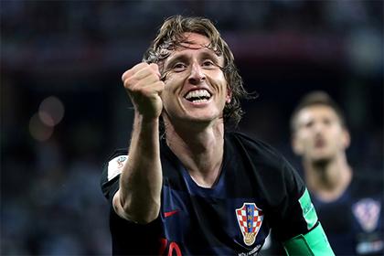 Модрич — лучший футболист мира. Он остановил Месси и Роналду