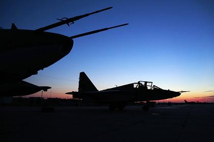 Су-25 разбился в Армении