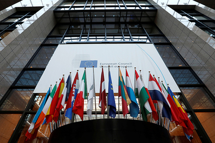 В Европе задумались о расширении антироссийских санкций
