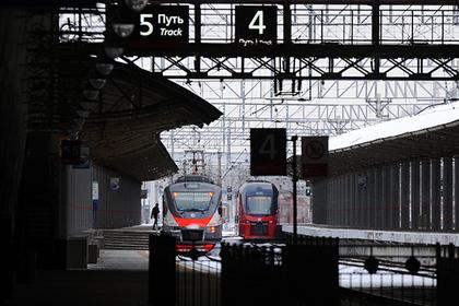 Все вокзалы Москвы «заминировали»