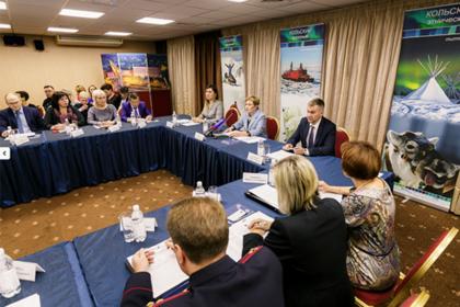 В Мурманской области собрались развивать детский туризм