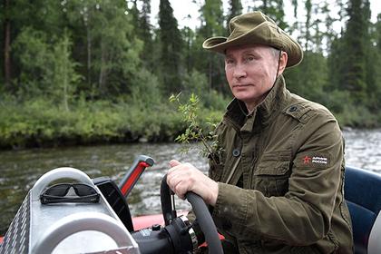 Раскрыт секрет силы Путина