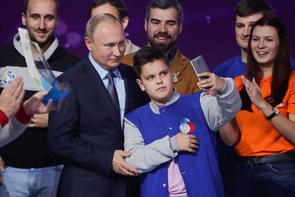 Путин наградил лучших добровольцев. Они готовы отдать все и не просят ничего