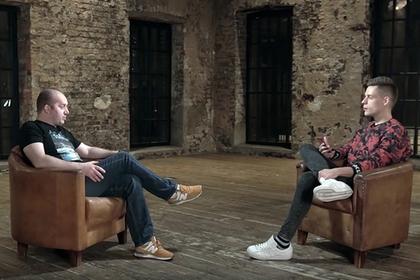 """Дудя обвинили в краже вопросов для интервью со звездой """"Полицейского с Рублевки"""""""
