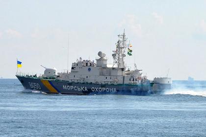 Морской охране Украины разрешили стрелять без предупреждения