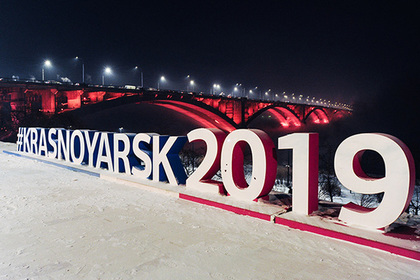В Красноярске к «Универсиаде-2019» поставили умные и теплые остановки
