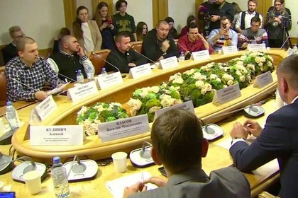 """Заседавших в Госдуме рэперов позвали на """"Голубой огонек"""""""