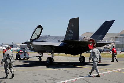 Все F-35 начали готовить к войне