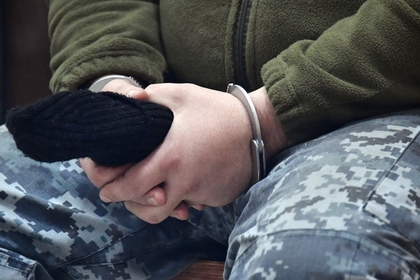 Житель Донецка опознал в задержанном украинском моряке своего мучителя из СБУ