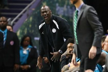 Игрок НБА заставил Майкла Джордана вскочить с места