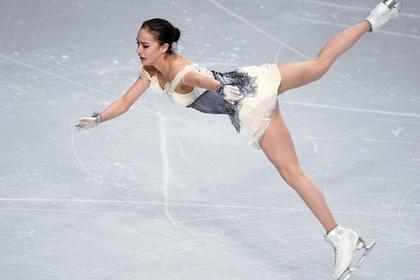 Загитова упустила победу в финале Гран-при