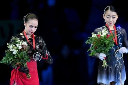 Загитова объяснила поражение в финале Гран-при