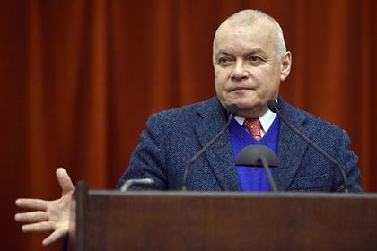 Борющийся со свободой слова Киселев пропустил в эфир матерщину