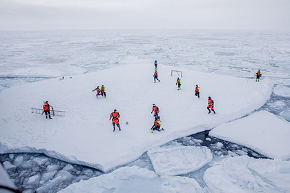 В Гренландии заметили приближающуюся климатическую катастрофу