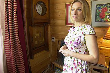 Отремонтированная дача Захаровой появилась в эфире НТВ