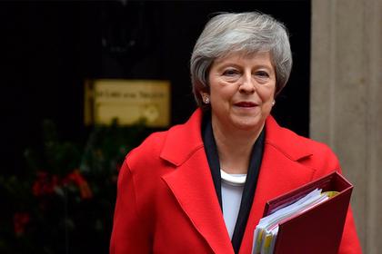 Мэй отложила голосование о выходе Великобритании из ЕС