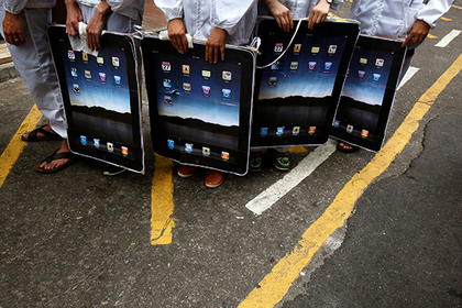Apple запретили продавать iPhone в Китае