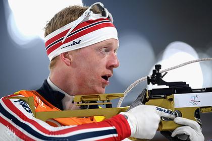 Олимпийский чемпион отказал российскому биатлонисту в уважении