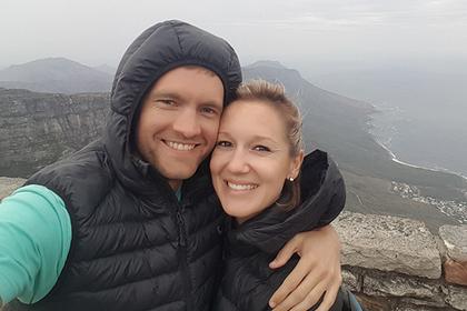 Туристка подпрыгнула ради фото на день рождения и умерла