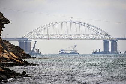 Украина призвала инопланетян к уничтожению Крымского моста
