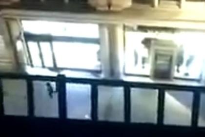 Стрельба в центре Страсбурга попала на видео