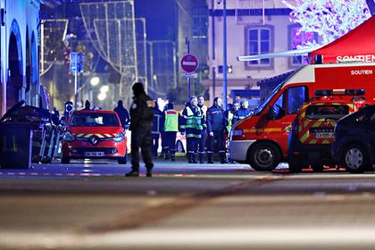 Подсчитаны жертвы страсбургского стрелка