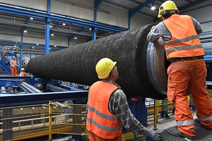 Трампа призвали защитить Европу от российского газа