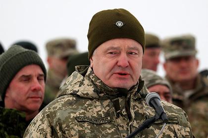 Порошенко рассказал об ответе на агрессию России в Керченском проливе