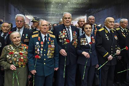 Назван размер новой единовременной выплаты российским ветеранам