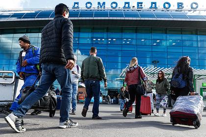 В московском аэропорту поставят алкорамки