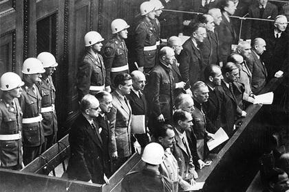 Мединский предложил снять фильм о Нюрнбергском процессе