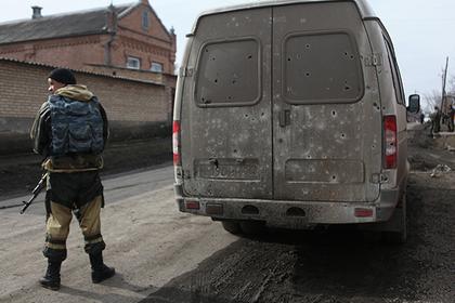 В Назрани полицейский патруль забросали гранатами