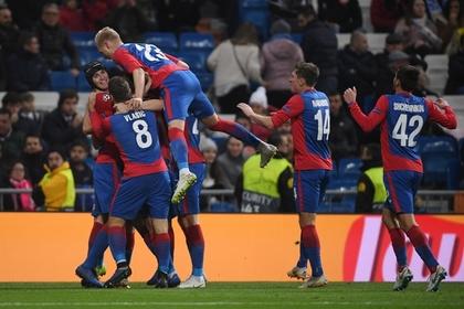 Тренер ЦСКА прокомментировал разгромную победу над «Реалом»