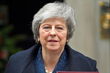 Мэй осталась премьер-министром Великобритании