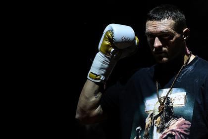 Украинский боксер Усик встал на защиту монахов