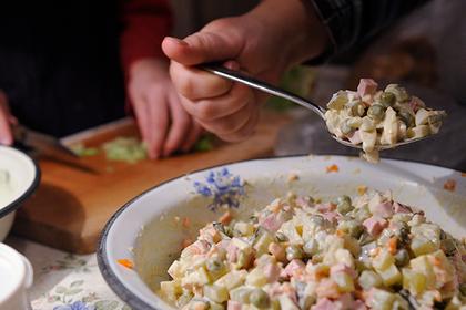 Россияне разлюбили главное новогоднее блюдо