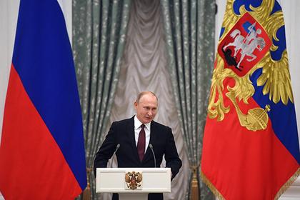 Путин раскрыл тонкости становления президентом