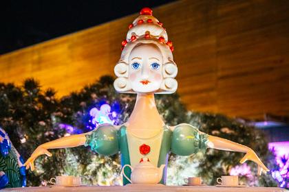 В Барвихе встретят Новый год в стиле «Щелкунчика»