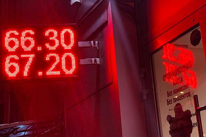 Рублю предсказали новый обвал