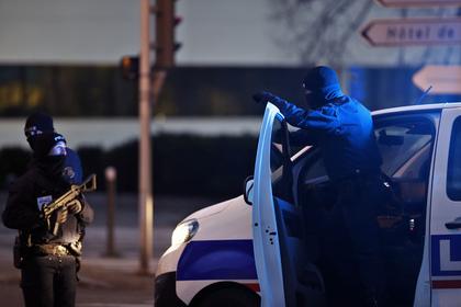 Полицейские застрелили страсбургского стрелка