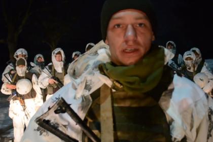 Украинский десантник объяснился за шеврон СС и попал впросак