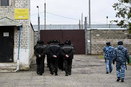 Число заключенных в России достигло исторического минимума