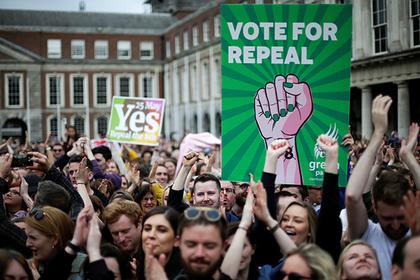 Ирландия стала на шаг ближе к легальным абортам