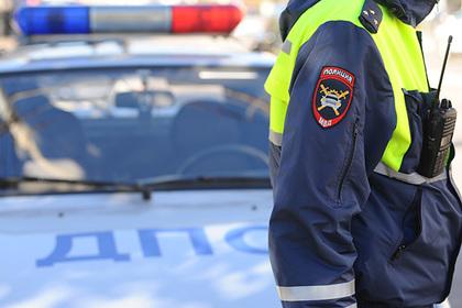 Избиение хозяина автомойки инспекторами ДПС попало на видео