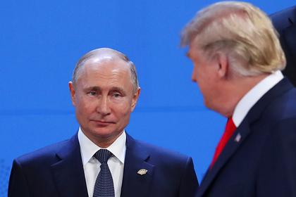 Москва объяснила необходимость встречи Путина и Трампа