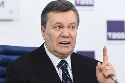 Суд «освободил» деньги окружения Януковича